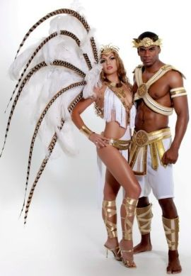 Trinidad Carnival Shows 2013